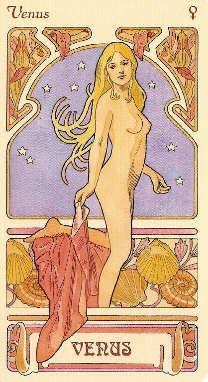 Венера в козероге и сексуальность