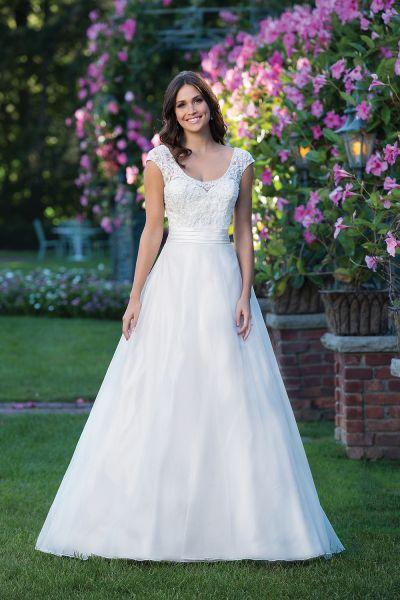 Hermosos vestidos de novias | Colección Sincerity Bridal