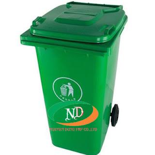 bán thùng rác nhựa công cộng chất lượng