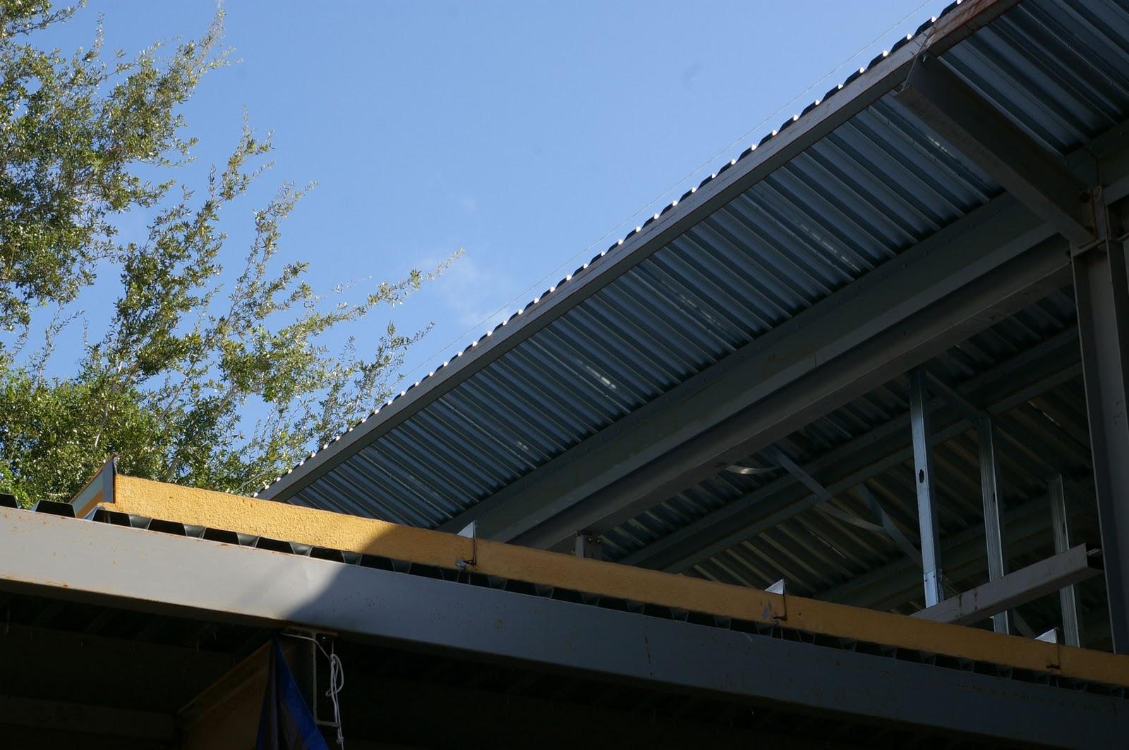 Tin Box Roof Panels