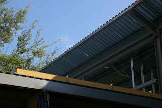 Tin Box Roof Panels