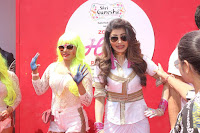 Bollywood and TV Show Celebs Playing Holi 2017   Zoom Holi 2017 Celetion 13 MARCH 2017 017.JPG