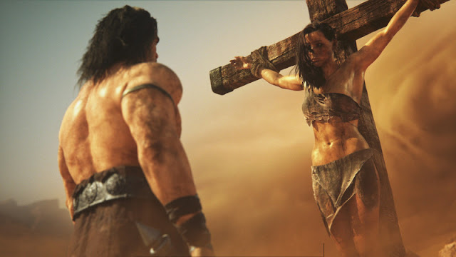 Conan Exiles Early Access Cracked - Kortal
