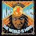 Krs One presenta: The World Is Mind (Album) 2017 [USA]