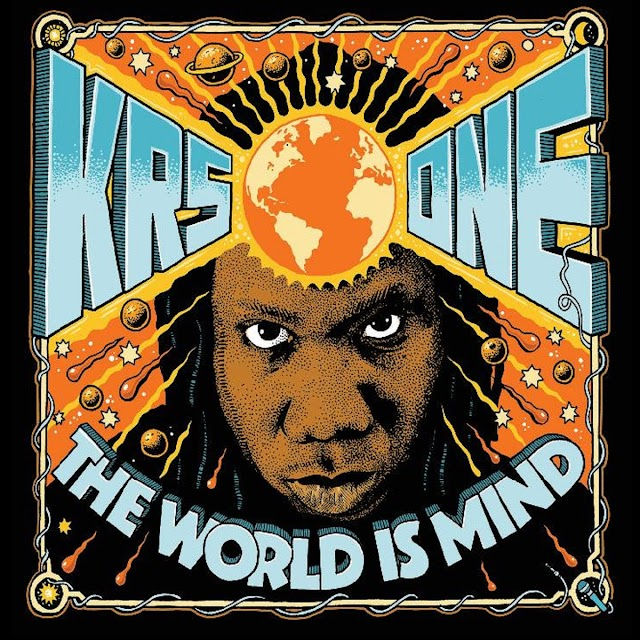 Krs One presenta: The World Is Mind (Album) 2017 [USA]