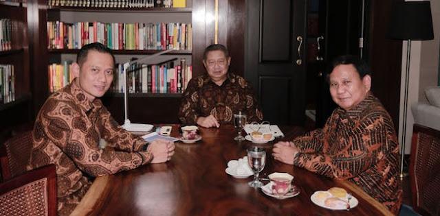 Fadli Zon: Demokrat Gabung, Prabowo Pasti Menang, Rakyat Sudah Gak Percaya Jokowi