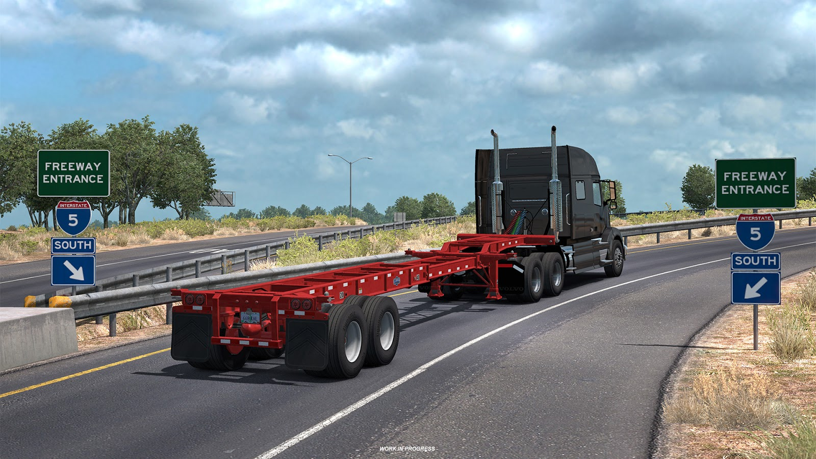 SCS Software's blog: Trailer News Part 1: American Truck Simulator