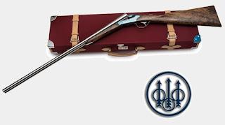 Doppietta Beretta 490 Serpentina per collezionisti