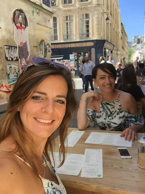 Ballade parisienne les petites bulles de ma vie