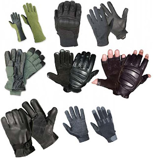 Police Army Law Enforcement Military & Air Force Gloves Nomex and Kevlar