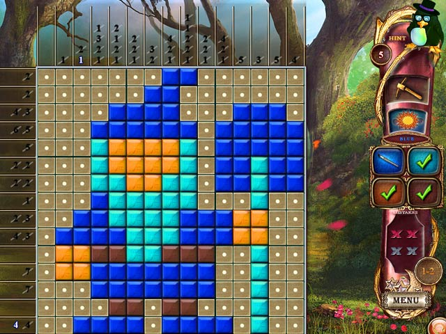 Welcome To My Blog: Fantasy Mosaics 14 - The Fourth Color