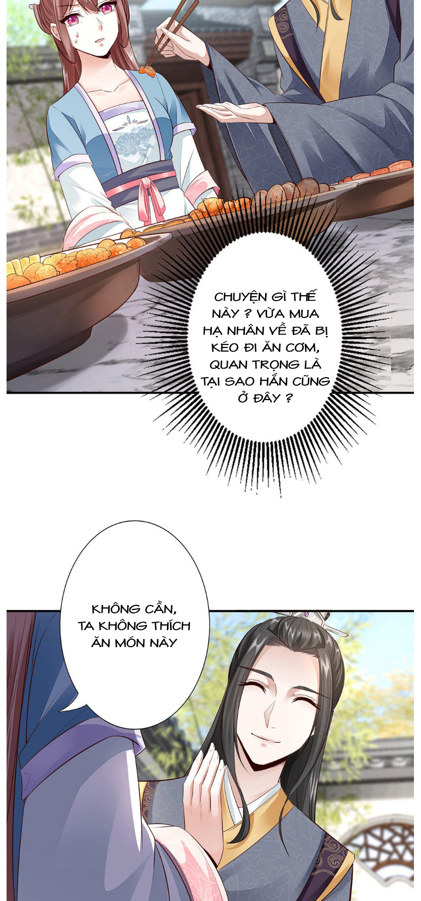 Thần Y Yêu Hậu Chap 20