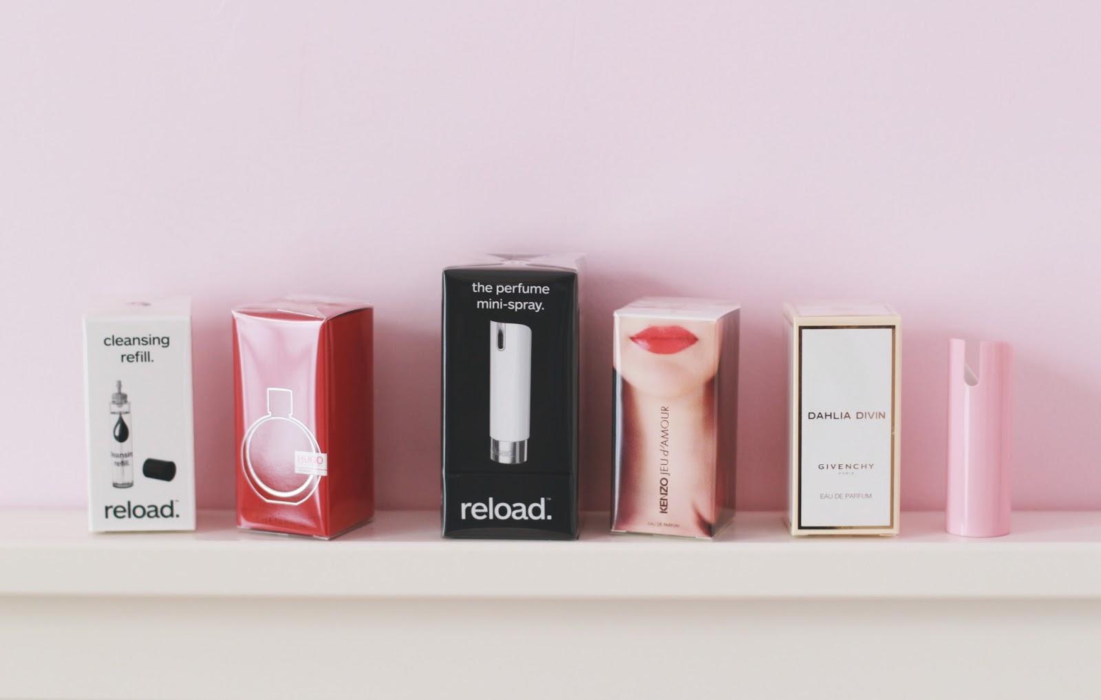 reload mini spray