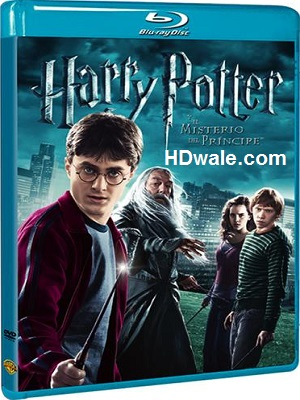 Harry Potter and the Half Blood Prince (2009) 1080p & 720p BluRay