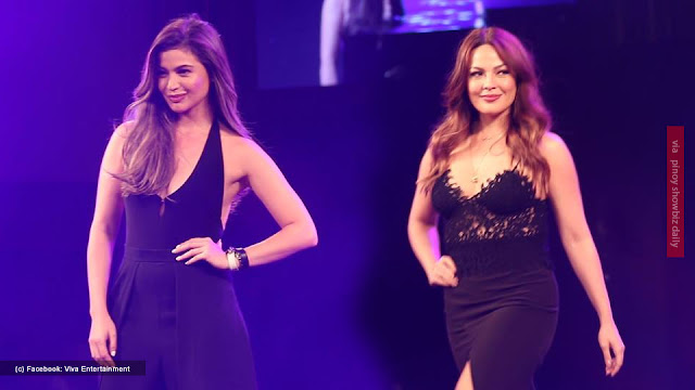 Spotted: Anne Curtis and KC Concepcion at Superbods 2016
