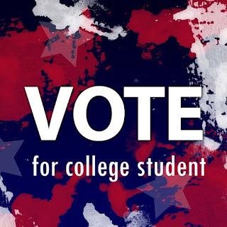 vote for college student
