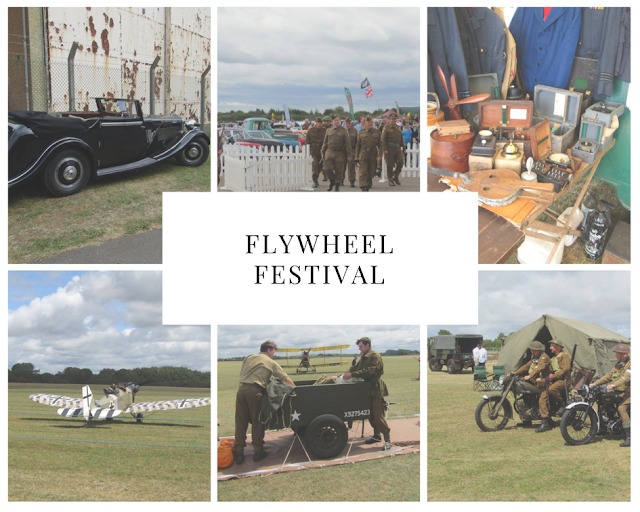 Fantastic Fun at Flywheel Festival