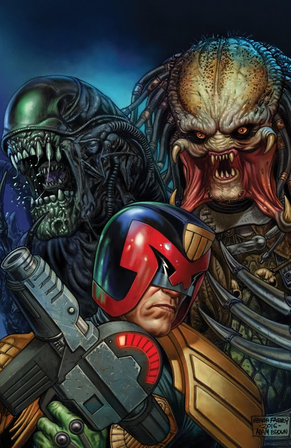 predator vs. judge dredd vs. aliens dark horse comics