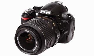 Kamera Nikon D3100 2014