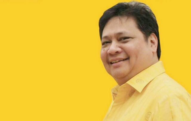 Airlangga Pimpin Golkar, Ketua AMPI Sulsel : Jadi Spirit NH-Aziz