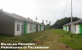 Perumahan Murah di Palembang, Majalah Properti