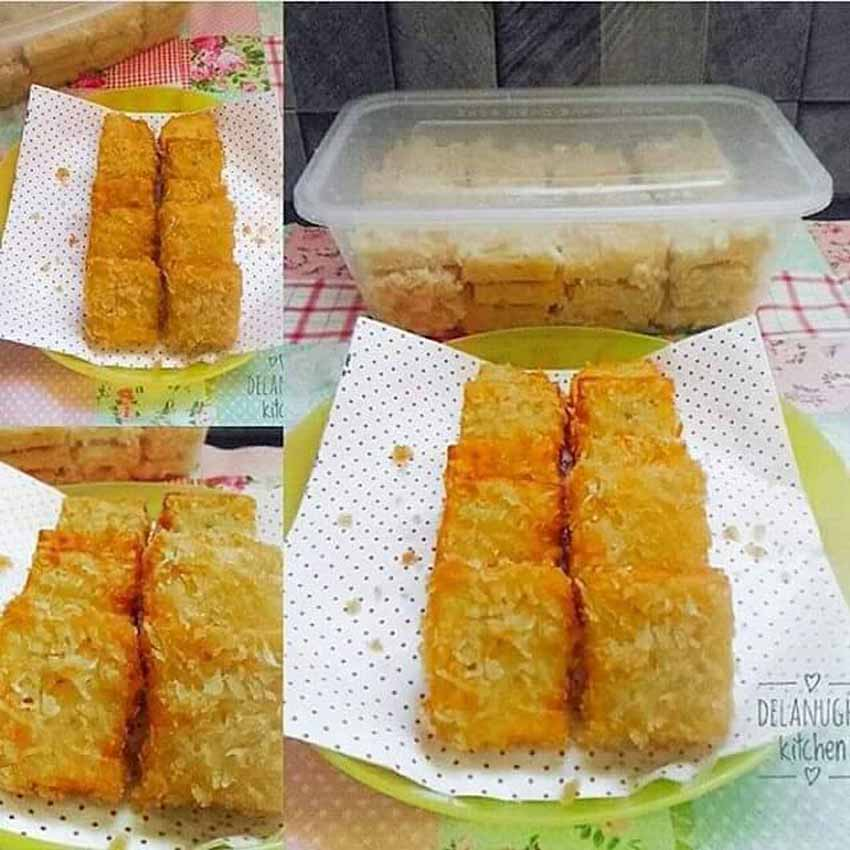 Resep Chicken Cheese Nugget Homemade