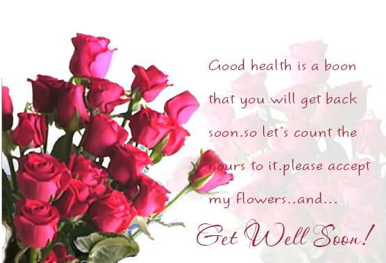 Get Well Soon Love Images for Boyfriend