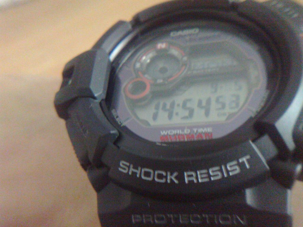 CasioPrueba ExclusivaCasio Mudman G 9300 Zona Shock ZkiuPOX