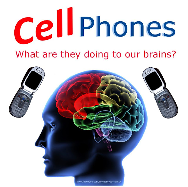 Cell Phones Brain