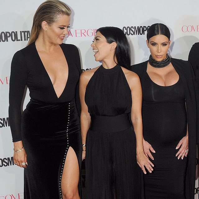 Kim, Kourtney, And Khloé File Legal Papers To Block Chyna From Using The Name Kardashian