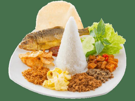 Nasi Tumpeng Ikon Kuliner Indonesia Padang Pos