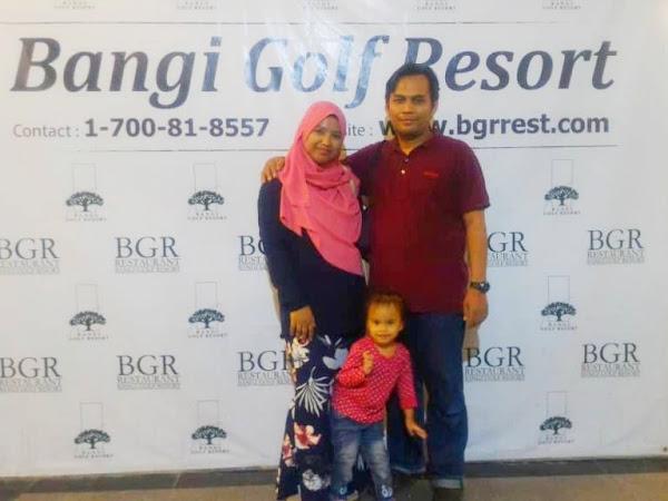 Bangi Golf Resort Kekalkan Tradisi Berbuka Bersama