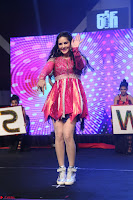 Sunny Leone Dancing on stage At Rogue Movie Audio Music Launch ~  234.JPG