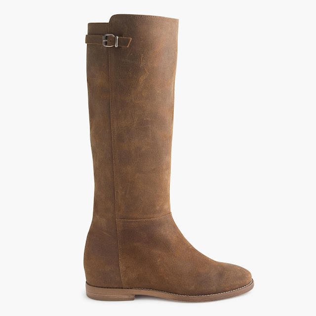 2016 best boots for fall j crew langston suede boot