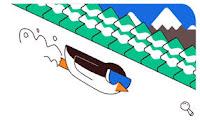 Avvio delle Olimpiadi invernali 2018: doodle di Google
