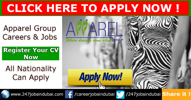 Staff Recruitment at Apparel Group Employment and Careers