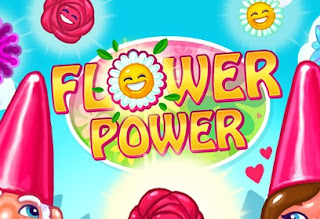 Flower Power Puzzle Online Game