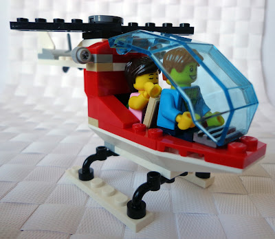 Air Travel by Helicopter