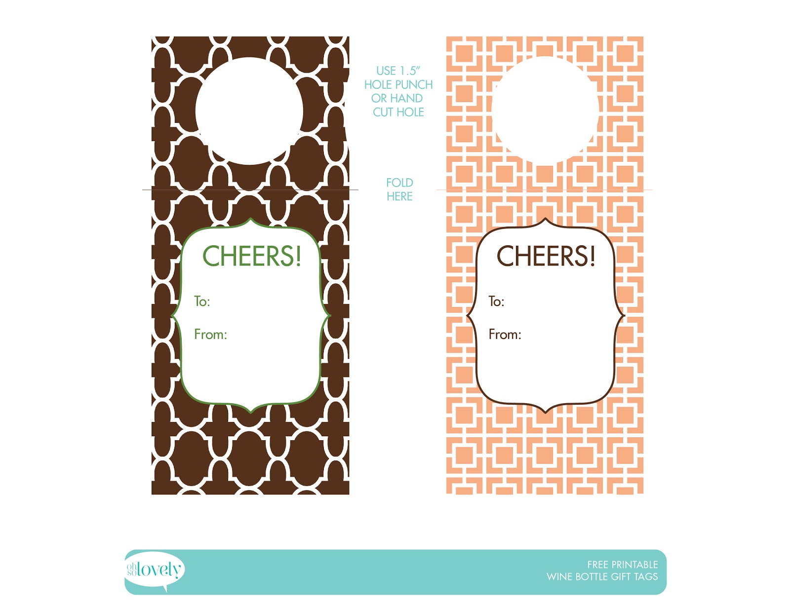 graphic about Printable Wine Bottle Tags identify Wine Bottle Tags Printable - Web page 3 - H2o Bottle Labels