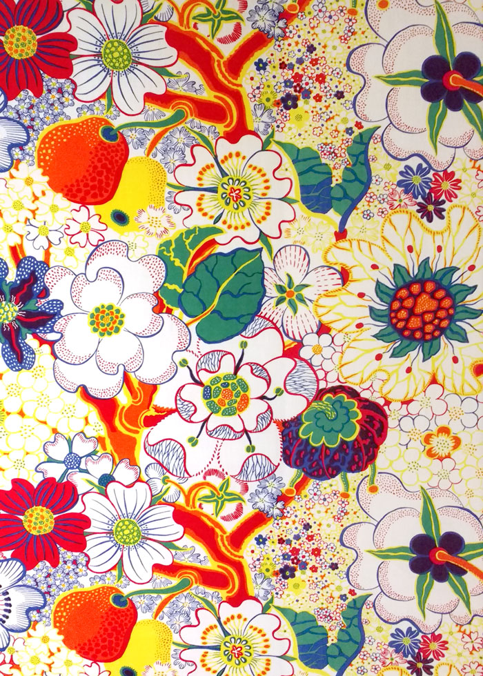 Nippon by Josef Frank as the Fashion and Textile Museum. On Kim Dellow's Blog.