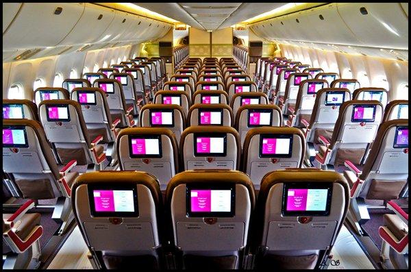 الخطوط الملكية المغربية تعلن رسميا نهاية الحظر على الأجهزة الإلكترونية في طائراتها