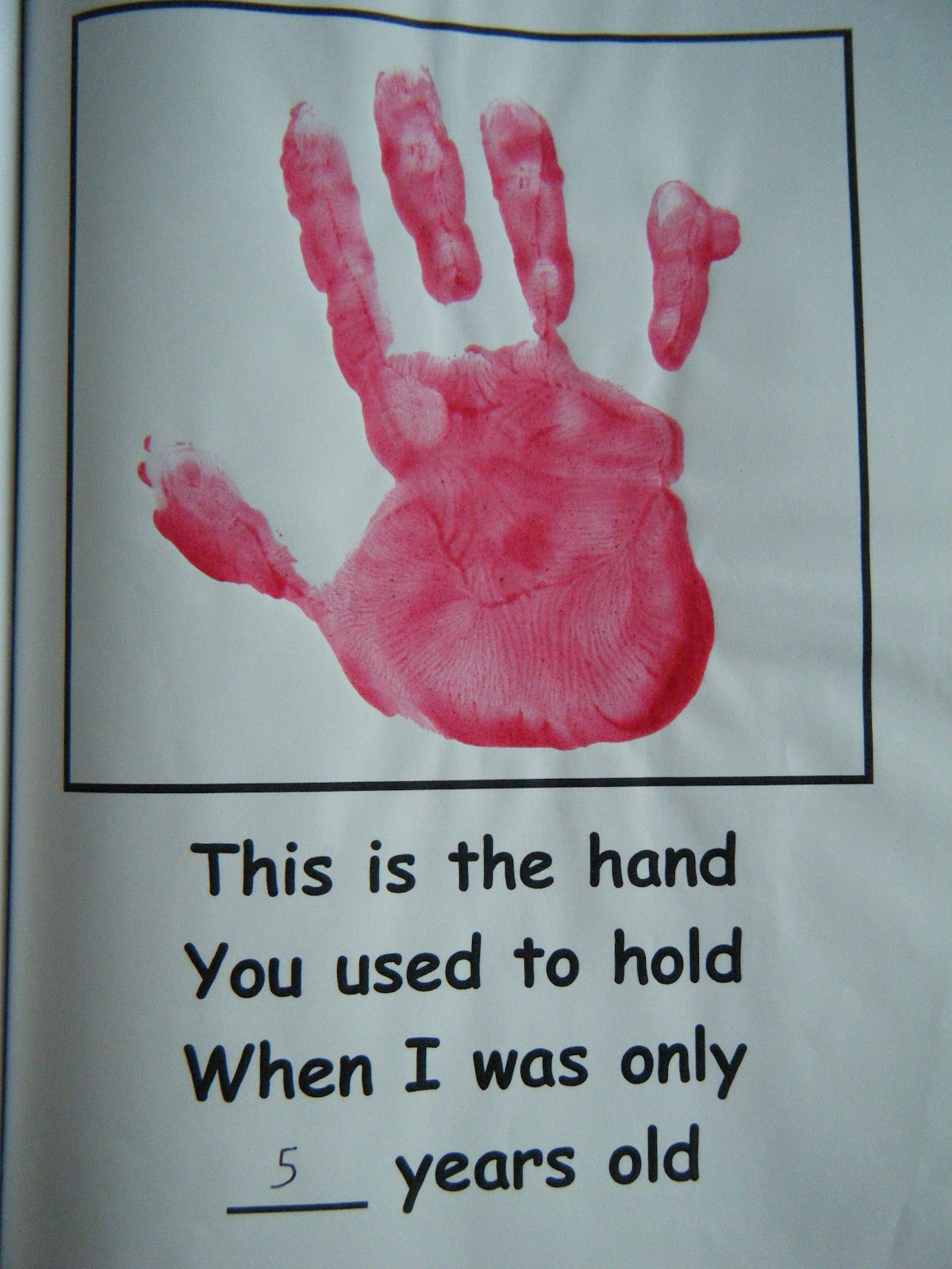 Ideas For Early Childhood All About Me Preschool Book