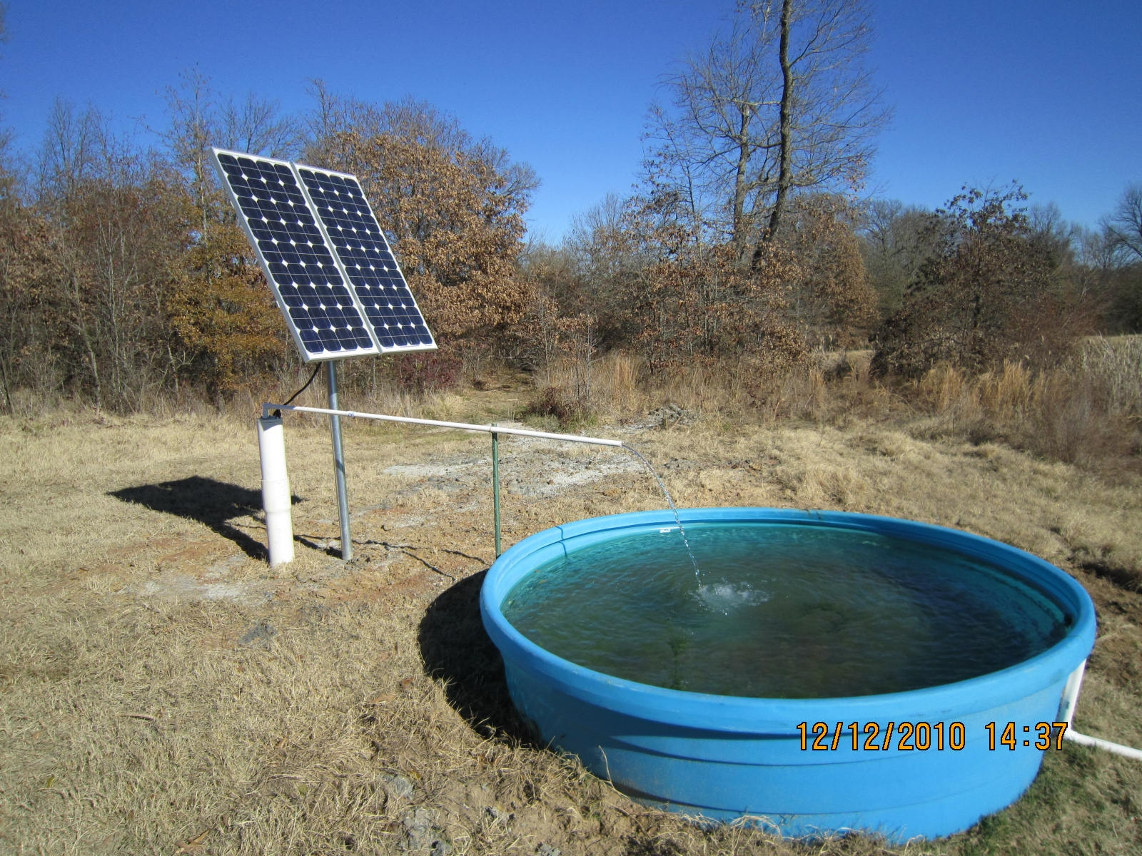 Solar Water Pumps May 2015