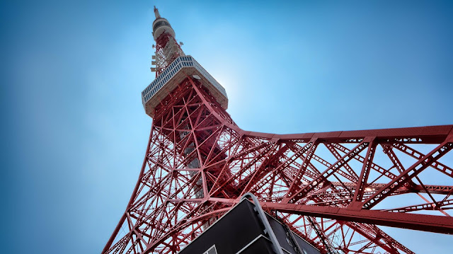 TOKYO TOWER PHOTO FROM PIXABAY