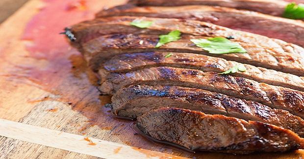 Citrus Marinated Flank Steak Recipe