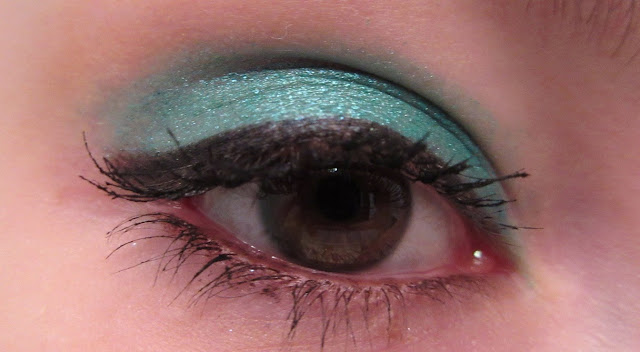 Sugarpill Darling ChromaLust Pigment Eye Swatch