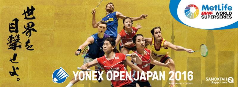 Badminton Terbuka Jepun 2016