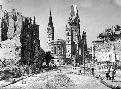 Berlin en ruines 1945