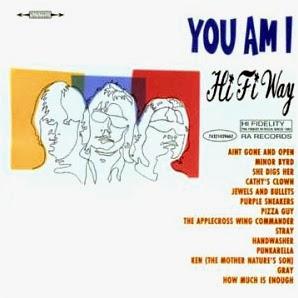 YOU AM I - Hi Fi Way - Los mejores discos de 1995