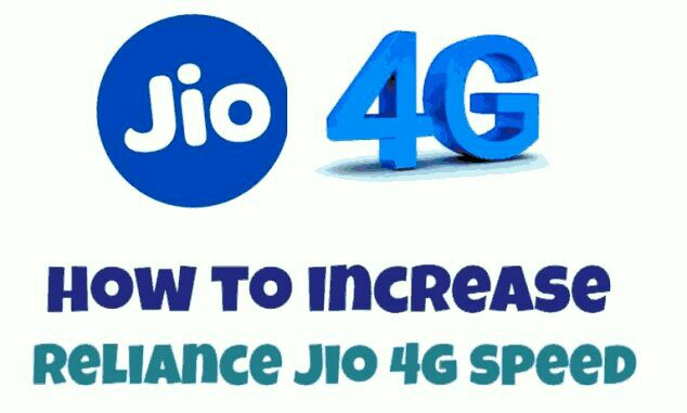 The Black Hackers: How To Increase Jio 4G Net Speed Upto 80 Mbps, 7